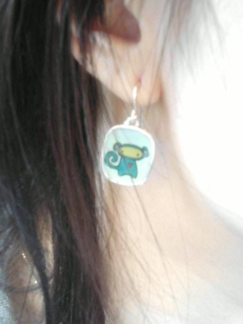Deyimizu Review Mark Poulin Jewelry Love Monkey Earrings