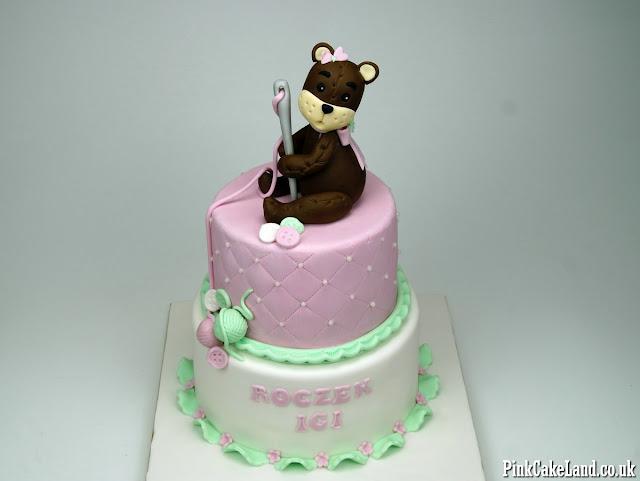 1st Birthday Cake London