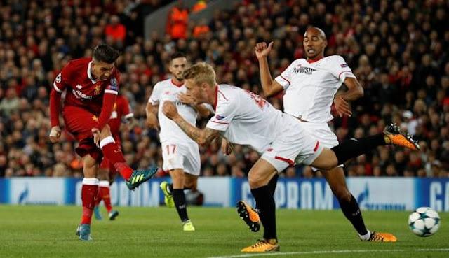 Sevilla, Lawan yang Selalu Menyulitkan Liverpool