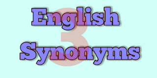 English Synonyms