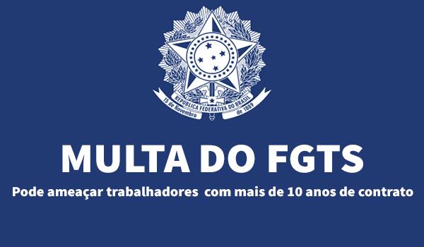 Multa do FGTS