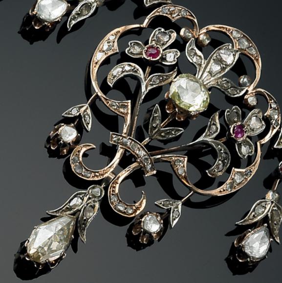 2a0dca21b Crown Princess Mary's Edwardian Tiara | The Court Jeweller