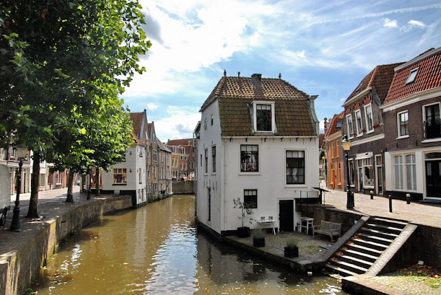 Oudewater,holland
