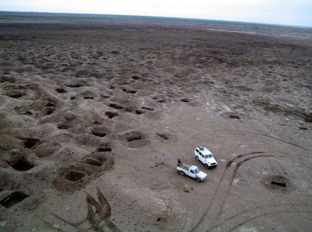 ISIS destroys, loots archaeological sites near Kirkuk