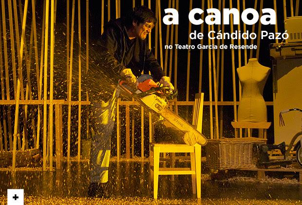 """De """"canoa"""" em Évora, """"antes de começarmos"""" em Vendas Novas"""
