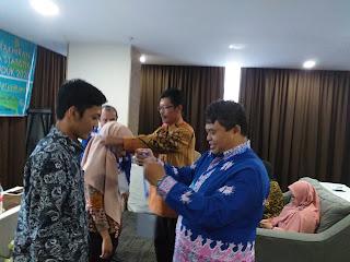 BPS Kota Jambi Melatih 194 Orang Calon Petugas Pemetaan Dan Pemutakhiran Muatan Wilayah Kerja Statistik Sensus Penduduk Melalui Tiga Gelombang.