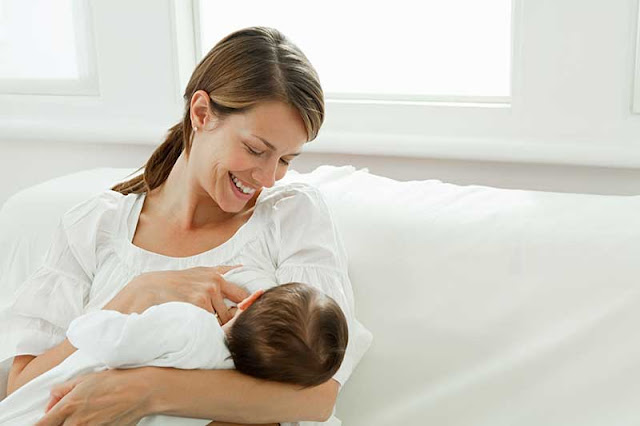 Exclusive Breastfeeding Reduces A Baby's Risk Of Eczema Later In Life