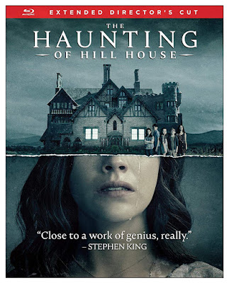 Haunting Of Hill House Directors Cut Bluray