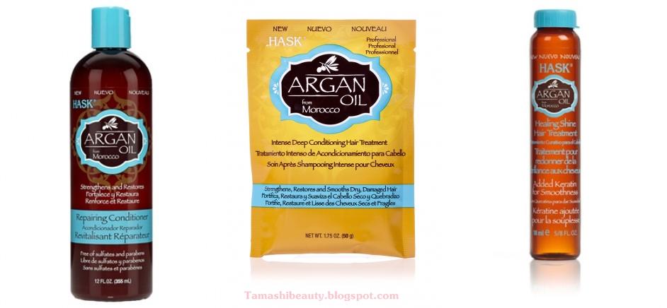 El medio para los cabellos morocco oil of