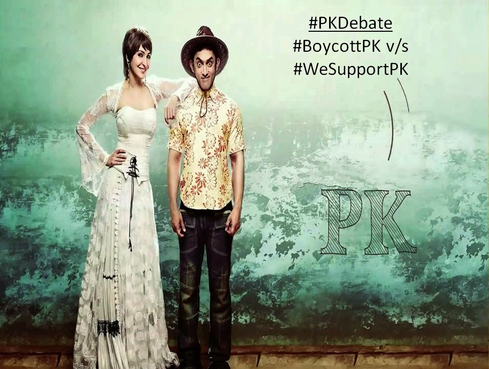 #PKdebate in social media Facebook and twitter #BoycottPK vs #WeSupportPK