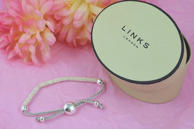 Links of London - Effervescence collection - Joshua James - Jewellery - Bracelet - Silver - XS bracelet - fashion - review - discount code