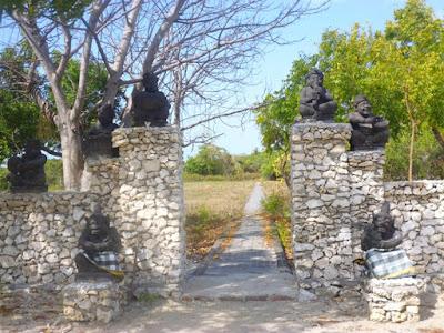 Pura di Pulau Menjangan