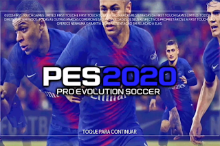 Download FTS Mod PES 2020 Terbaru Apk Data Obb (First Touch Soccer 2019) Full Transfer
