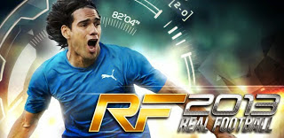 Real Football 2013 +data 1 0 3 Full APK | Andro Games Indo