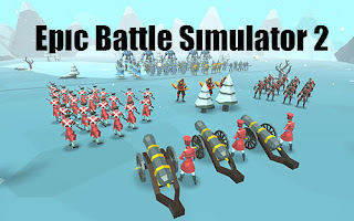 Epic Battle Simulator 2 V1.1.01 MOD Apk