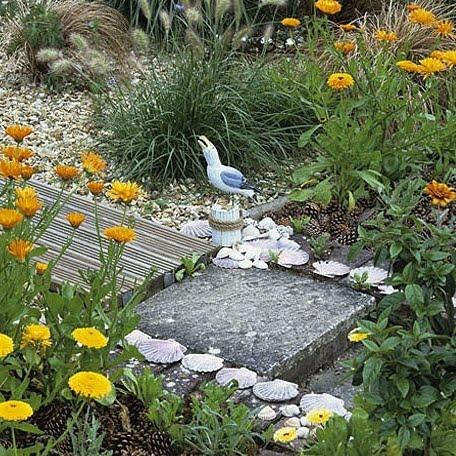 beach zen garden landscaping ideas