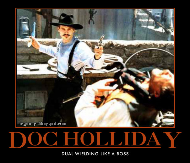 Doc Holliday Quotes From The Movie Tombstone: Nsaney'z Posters II: December 2012