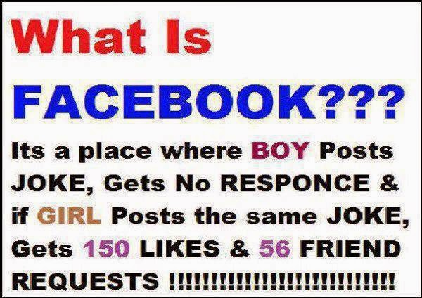 Funny Jokes Facebook Post