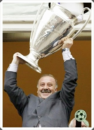 Vicente del Bosque Real Madrid