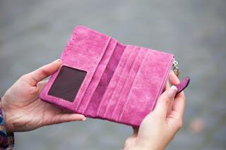 purse as a Christmas gift