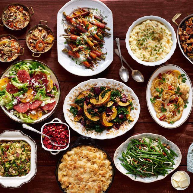 Thanksgiving menu recipes traditional thanksgiving dinner menu thanksgiving menu recipes traditional thanksgiving dinner menu list and ideas thanksgiving recipes food network forumfinder Gallery