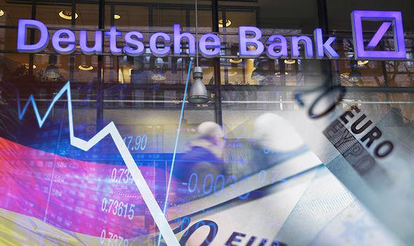 EUA pede 14 bilhões ao Deutsche Bank para abafar escândalos