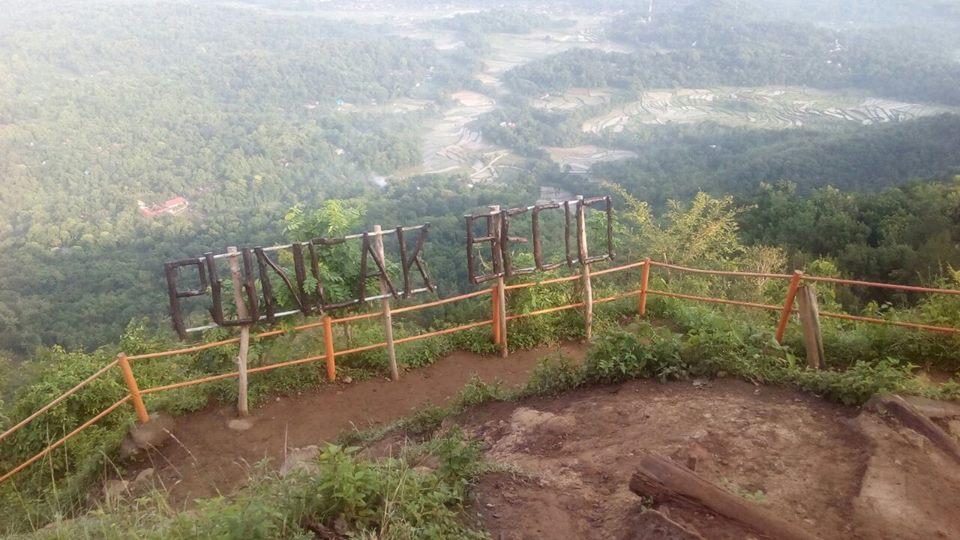 puncak becici gerbang
