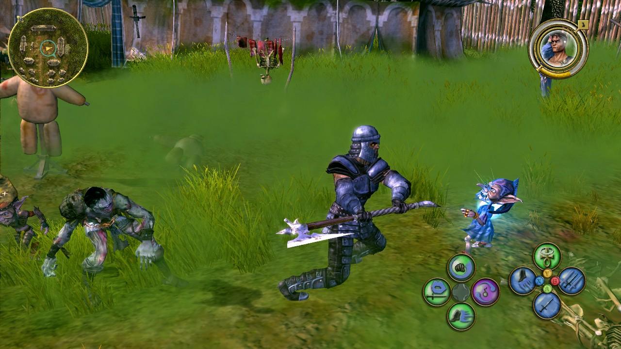 Dream Games: Sacred 2 - Fallen Angel