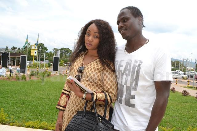 Ndikumana Aibuka na Kujibu Mapigo Baada ya Iren Uwoya Kuolewa