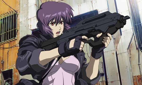 Ghost in the Shell Series