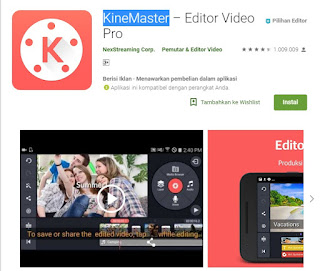 movie maker android terbaik, aplikasi android, edit video, aplikasi edit video, pengedit video, aplikasi viva video, aplikasi edit, cara edit suara video di android