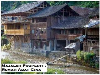 Desain Bentuk Rumah Adat China dan Penjelasannya, Rumah Adat di Dunia