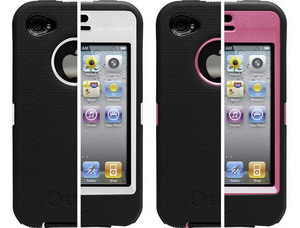 OtterBox Defender Series case for iPhone 4 available in two new colors