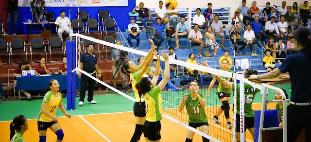 Quảng Trị tổ chức giải bóng chuyền nữ để phục vụ người hâm mộ