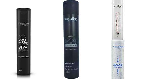 shampoos acquaflora low poo