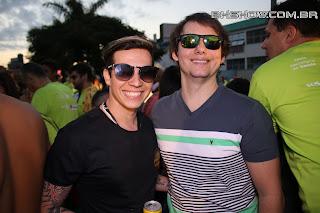 IMG 0137 - 13ª Parada do Orgulho LGBT Contagem reuniu milhares de pessoas