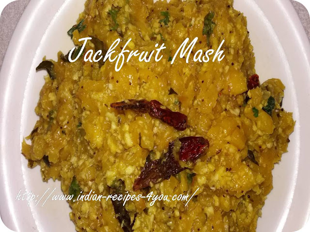 Jackfruit Mash in hindi by aju