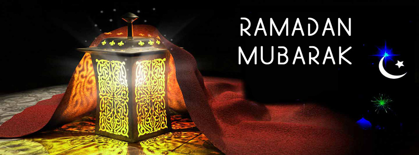 Ramadan Mubarak Images 2018 for Facebook Cover