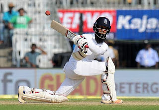 Live Cricket Score of India vs England, 5th Test, Day 2 at Chennai