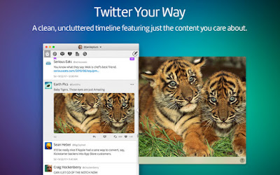 Twitterrific Mac App Price drops to $7.99 after demise of twitter for Mac