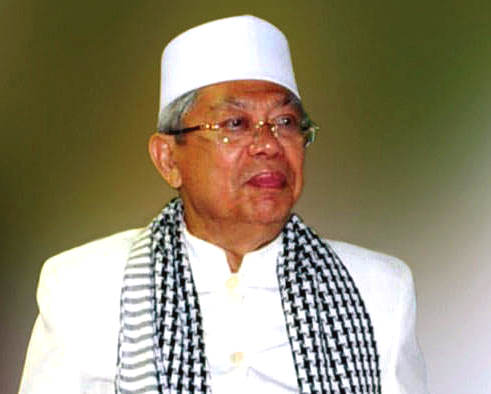 Tolak perda Syariah, KH Ma'ruf Amin sebut Djarot tidak Paham