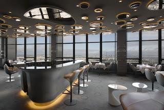 Restaurante de Diseño. París.