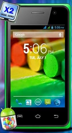 SKK Mobile Krayon, Affordable Colorful Android Smartphone for Php1,799