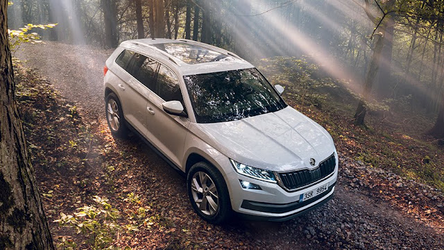 2017 Skoda Kodiaq Özellikleri {featured}