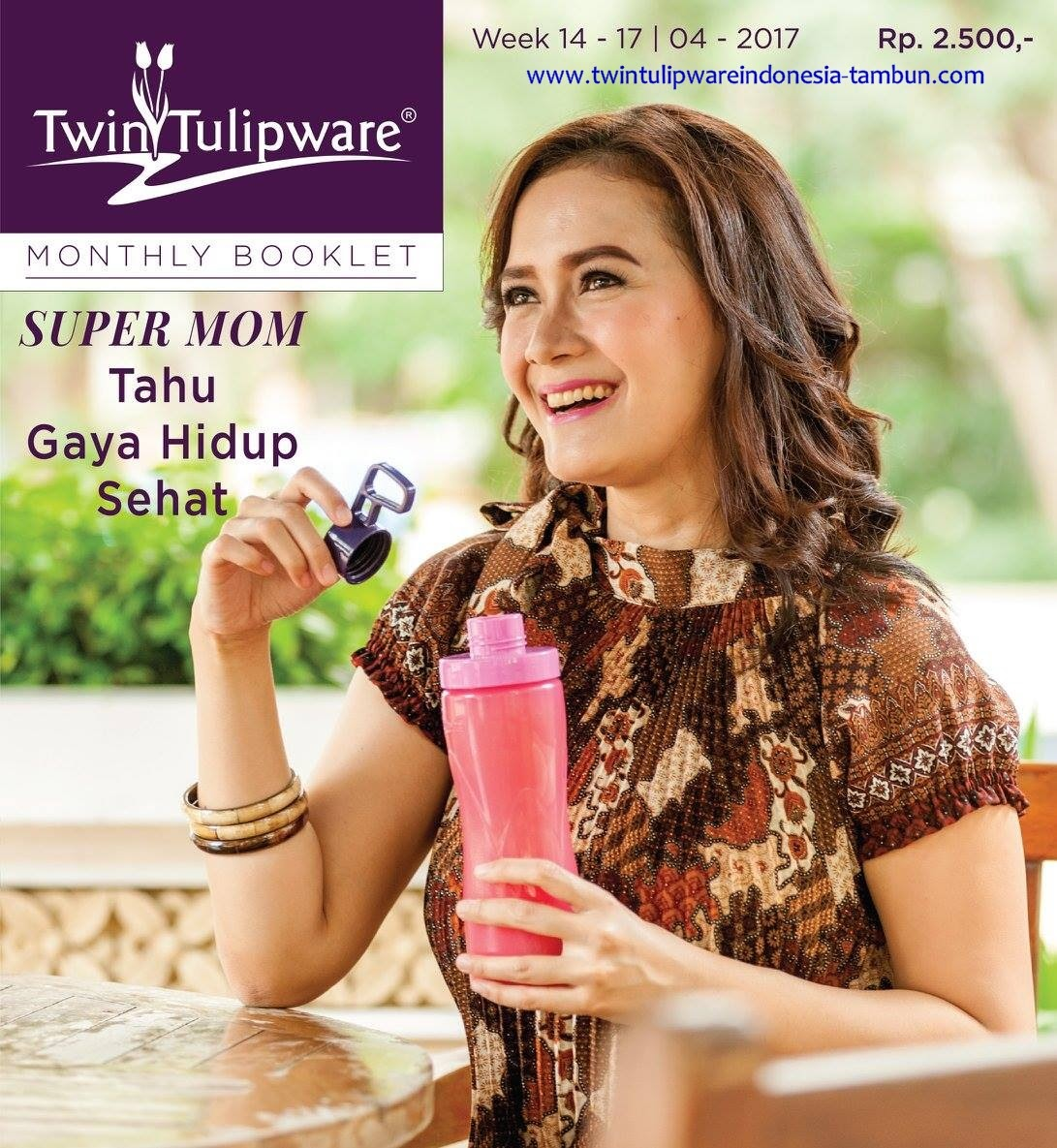 Booklet - Katalog Twin Tulipware April 2017