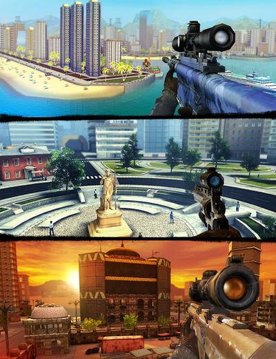 download sniper 3d assassin mod apk version 2.14.14