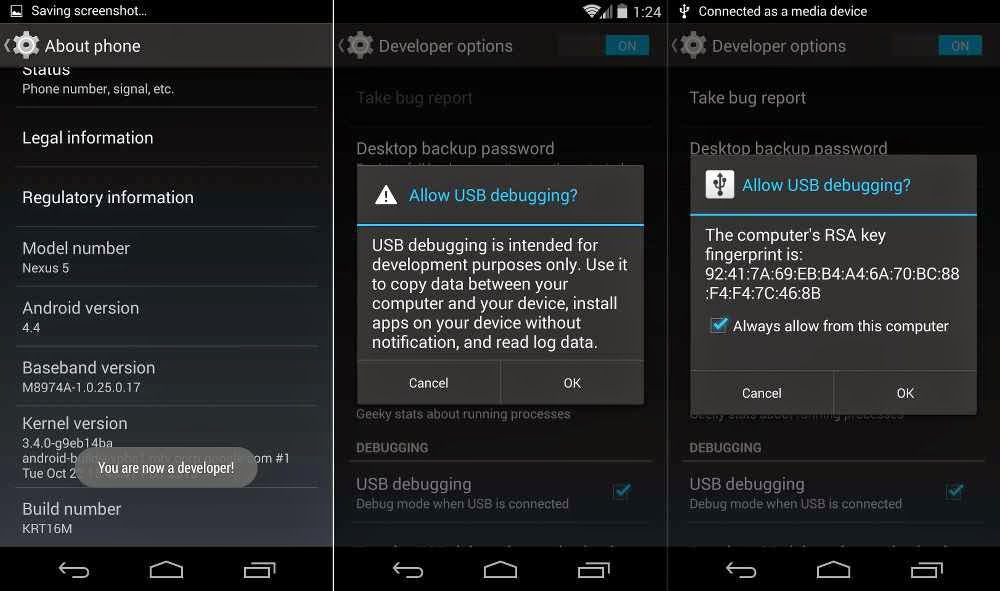 How to Unlock Bootloader of Your Nexus Devices