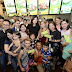 Spotted : Angel Locsin and Empoy At Mang Inasal National Halo-Halo Sarap Day Event