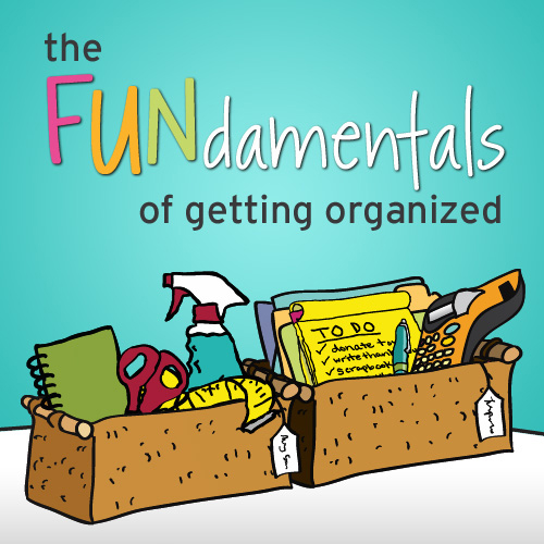 Perfectly Organized What Organizing Made Fun: The FUNdamentals Of Getting Organized Giveaway