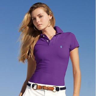 áo thun màu tím